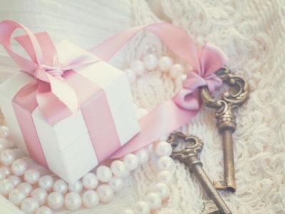 Romantisk födelsedagspresent